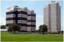 Milldane demolitions 2002