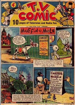 Main neville muffin mule 1953