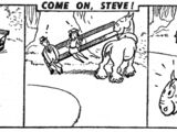 Come on, Steve!
