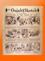 Oojah Sketch 4 Mar 1922