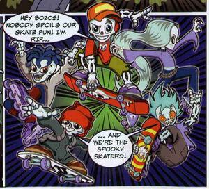 Spookyskaters