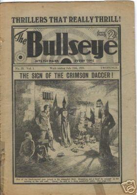 Bullseye 19310711