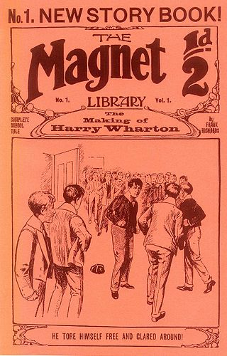 The Magnet (vol. 1, issue 1) - front cover