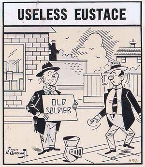 Greenall Useless Eustace