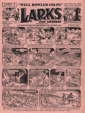 LARKS 1938