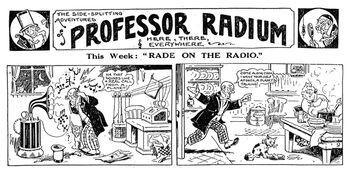 Professor radium