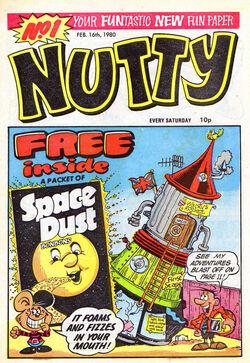 Nutty No1