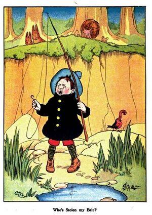 SJ Cash Cassell's Little Folks 1912