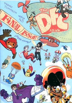 Comic strip dfc