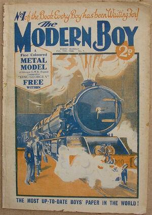 The Modern Boy 1