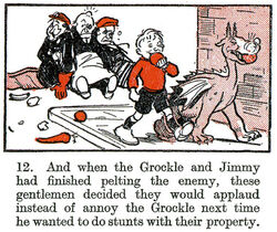 Grockle