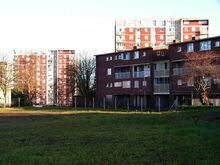 Lyndhurst Flats 2006