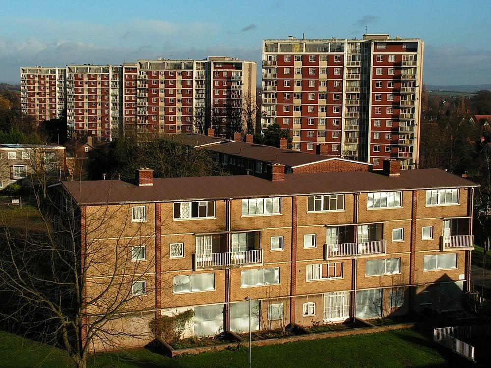 Lyndhurst estate | UK Housing Wiki | Fandom
