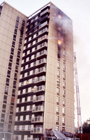 Merry Hill Court fire (1990)