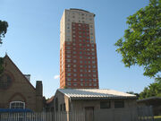 Hawke Tower, Deptford