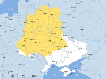 Ukraine-Little Rus 1600