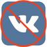 Ні Vkontakte