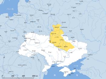 Ukraine-Little Rus 1667