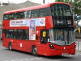 London Buses route 25