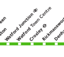 Green Line route 724