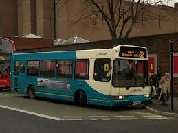 File:32 bus at Walsall in Arriva Midlands Coulors.Jpg