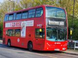 List of London school routes
