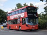 London Buses route 102