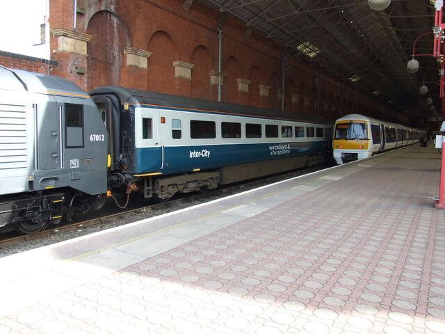 File:Wrexham and Shropshire 67012 Marylebone TT2.jpg