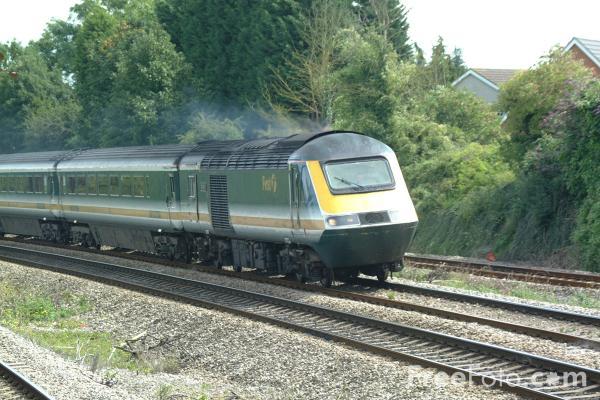 File:First high speed Great Western train.jpg