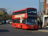 London Buses route 114