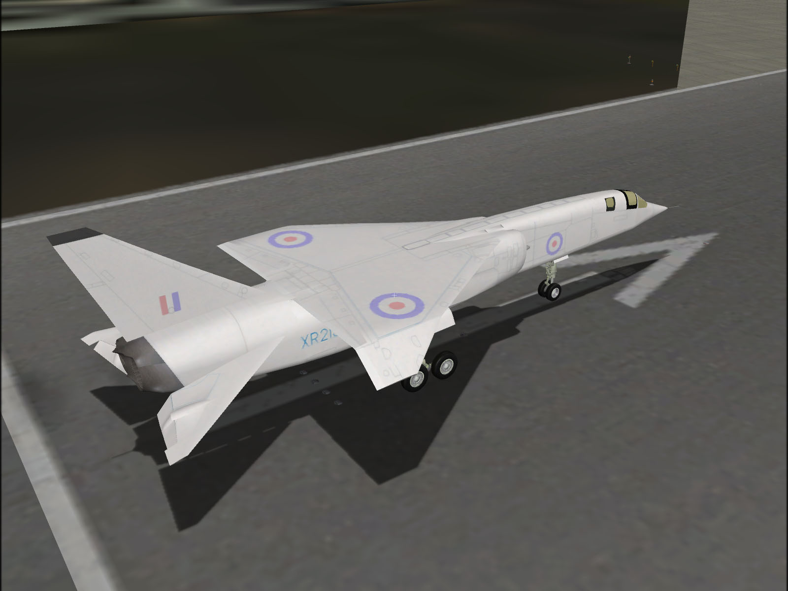BAC TSR2 | UK X-Plane Developers Wiki | FANDOM powered by Wikia
