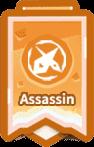 Assassin Badge