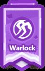 Warlock Badge