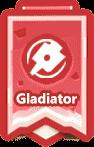 Gladiator Badge