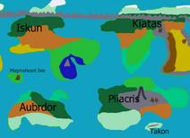 Uldtheron Map