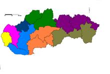 Slovakia regions
