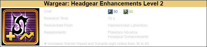 Research headgear enhancements 2 warrior-0