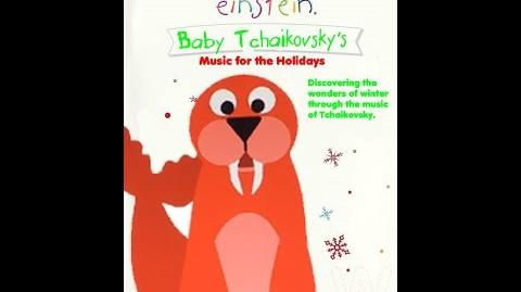 Video Baby Tchaikovsky S Music For The Holidays