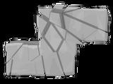 Crumbling Block