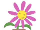 Punching Flower