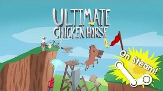Ultimate Chicken Horse Launch Trailer
