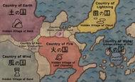 Shinobi Continent