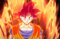 The Super Saiyan God