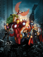 180px-Avengers Assemble movie replica poster