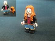 Lego Amy Pond