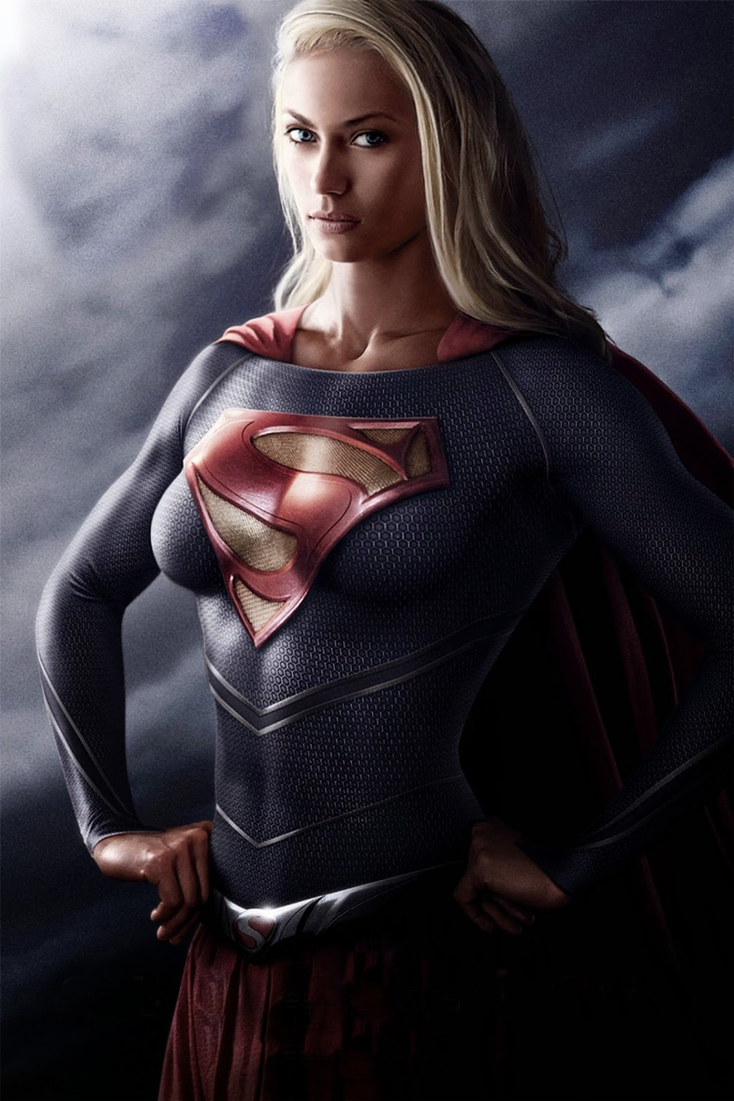 Supergirl hot pictures