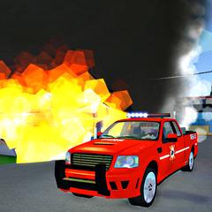 The Fire/Rescue F-150