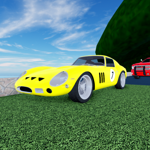 1 of 5 Numbered 250 GTO that rewarded for 5 random Winners of the Contest