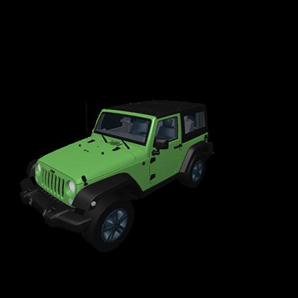 Jeep Wrangler Rubicon Jk Ultimate Driving Roblox Wikia Fandom