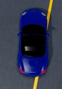 Porsche boxter s top